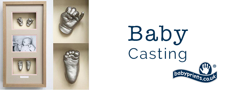 Baby Casting - 10:00am @ The Central Suffolk Baby & Toddler Show