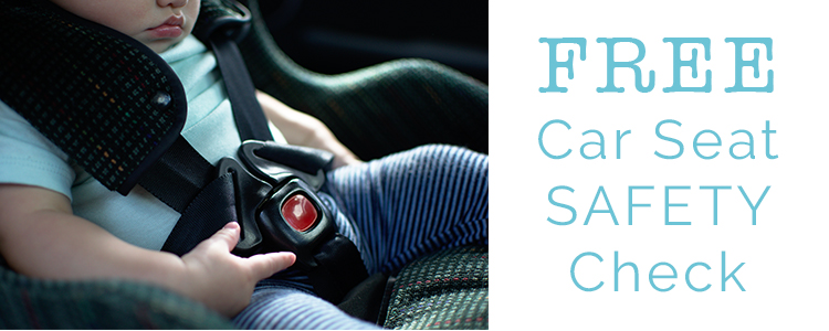 FREE Carseat Saftey Check - 10:15am @ The Central Suffolk Baby & Toddler Show