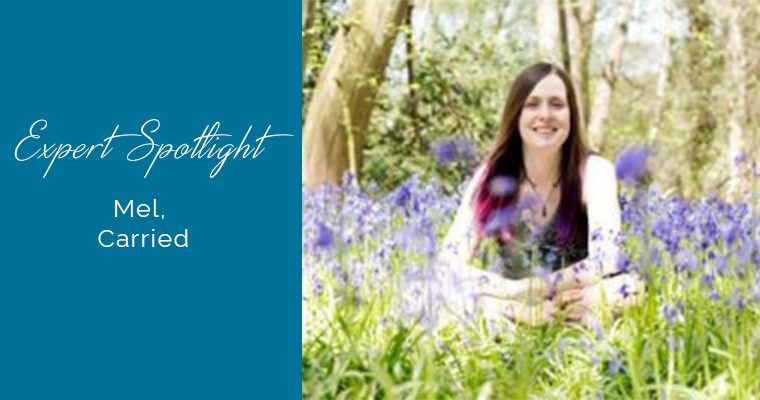 Expert Spotlight…Mel, Carried.