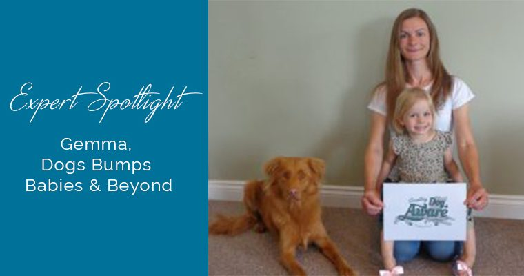 Expert Spotlight…Gemma, Dogs Bumps Babies & Beyond