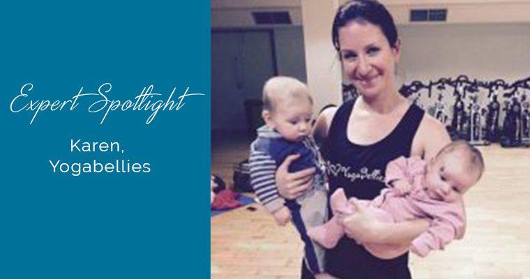 Expert Spotlight….Karen, Yogabellies