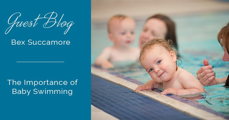 The Importance of Baby Swimming