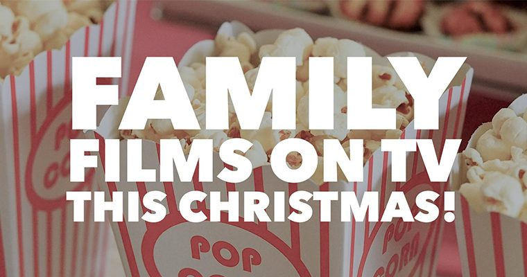 The Best Family Movies On TV This Christmas