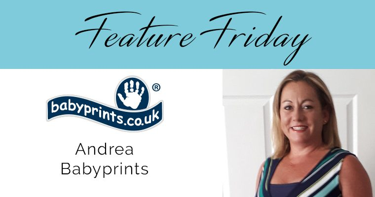 Feature Friday – Andrea, Babyprints