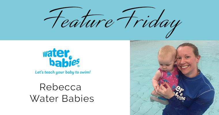 Feature Friday – Bex, Water Babies (Suffolk & NE Essex)
